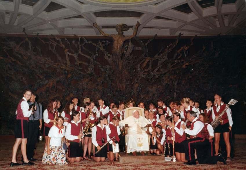 Orkiestra u Papierza
